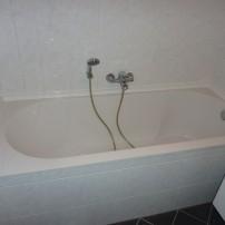 Renovatie badkamer.